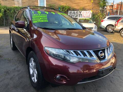 2009 Nissan Murano for sale at James Motor Cars in Hartford CT