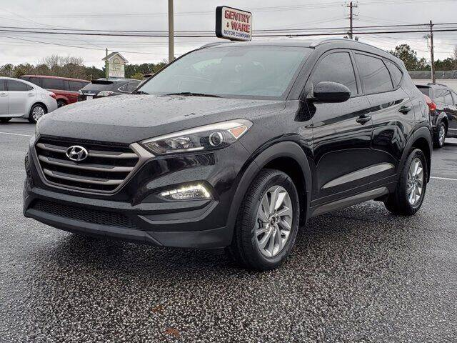 2016 Hyundai Tucson for sale at Gentry & Ware Motor Co. in Opelika AL