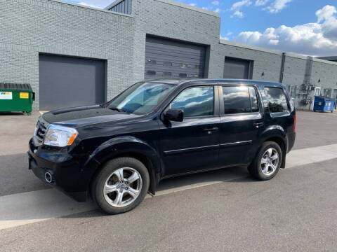 2015 Honda Pilot for sale at The Car Buying Center in Saint Louis Park MN