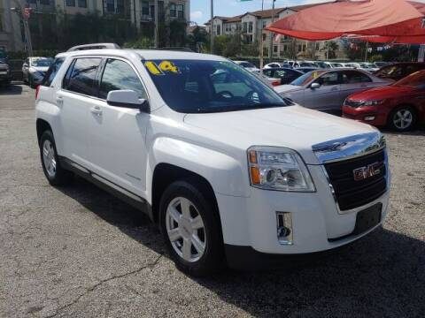 2014 GMC Terrain for sale at Brascar Auto Sales in Pompano Beach FL