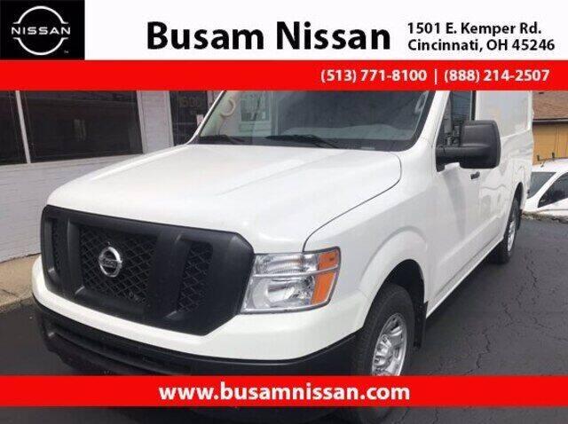 2021 Nissan NV Cargo for sale in Cincinnati, OH