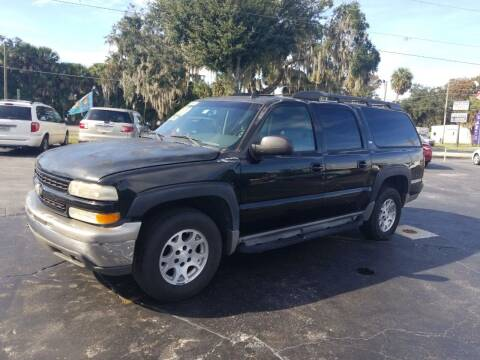 2006 Chevrolet Suburban for sale at BSS AUTO SALES INC in Eustis FL