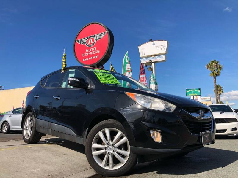 2011 Hyundai Tucson for sale at Auto Express in Chula Vista CA