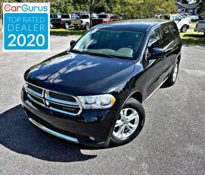 2013 Dodge Durango for sale at Brothers Auto Sales of Conway in Conway SC