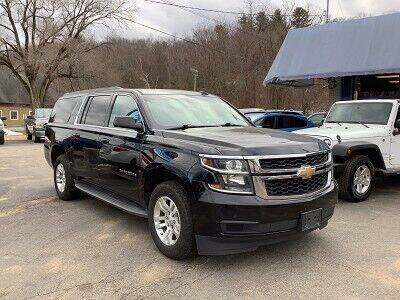 2015 Chevrolet Suburban for sale at Mill Street Motors in Worcester MA