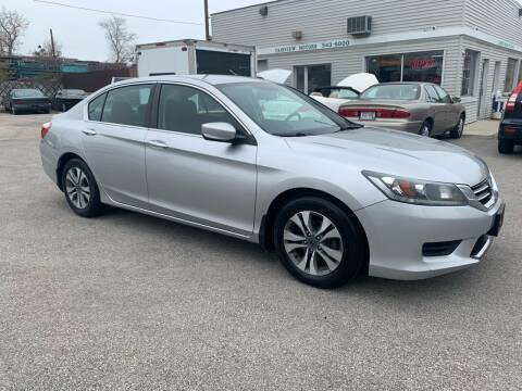 2015 Honda Accord for sale at Fairview Motors in West Allis WI