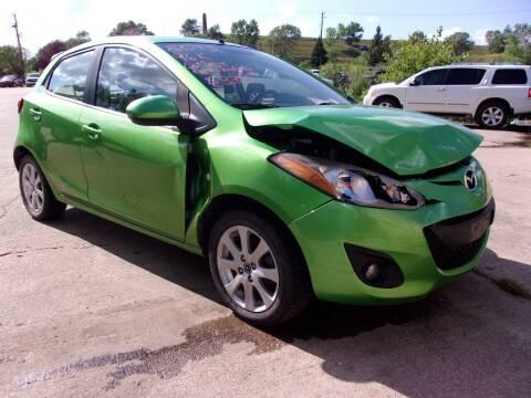 2013 Mazda MAZDA2 for sale at Barney's Used Cars in Sioux Falls SD