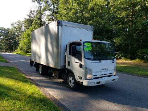 2011 Isuzu NPR for sale at Showcase Auto & Truck in Swansea MA