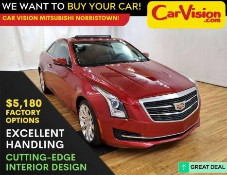 2016 Cadillac ATS for sale at Car Vision Mitsubishi Norristown in Trooper PA