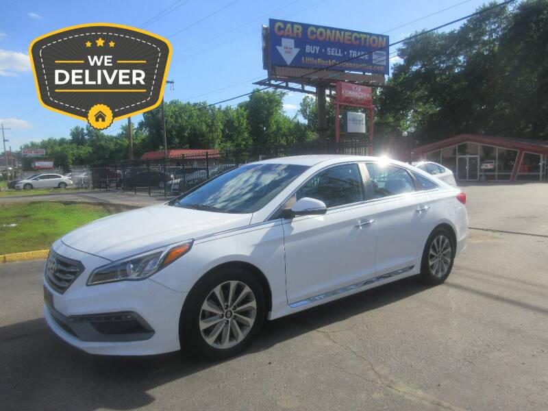 2015 Hyundai Sonata for sale at Car Connection in Little Rock AR