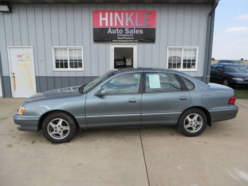 used 1998 toyota avalon for sale in indiana carsforsale com carsforsale com