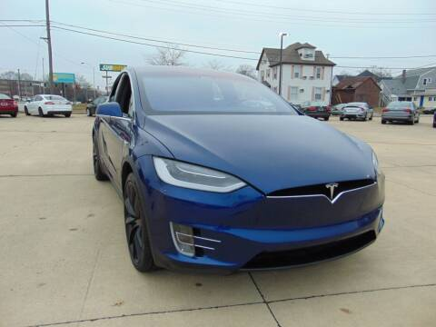 2017 Tesla Model X for sale at Auto House Superstore in Terre Haute IN