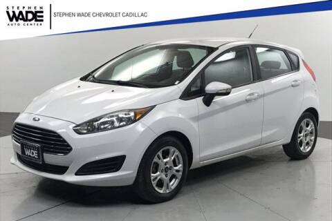 2016 Ford Fiesta for sale at Stephen Wade Pre-Owned Supercenter in Saint George UT
