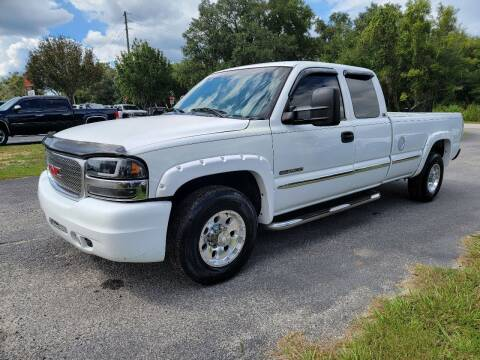 1999 GMC Sierra 2500 for sale at Gator Truck Center of Ocala in Ocala FL