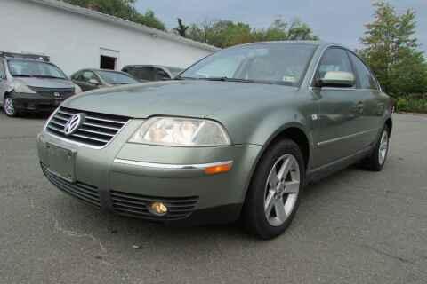 2004 Volkswagen Passat for sale at Purcellville Motors in Purcellville VA