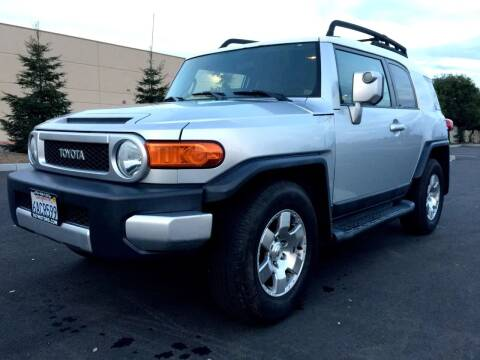 2007 Toyota FJ Cruiser for sale at 707 Motors in Fairfield CA