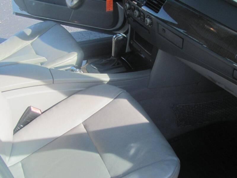 2005 BMW 5 Series 525i 4dr Sedan - Hanover PA