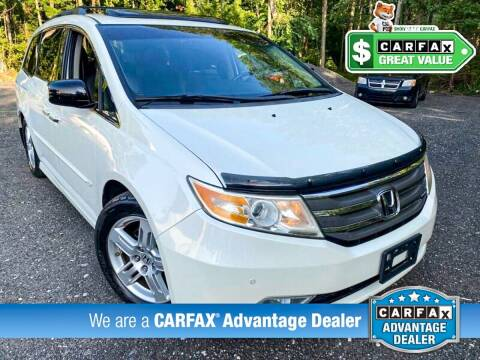 2012 Honda Odyssey for sale at High Rated Auto Company in Abingdon MD