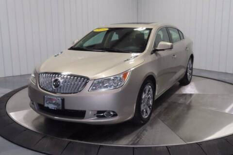 2010 Buick LaCrosse for sale at HILAND TOYOTA in Moline IL
