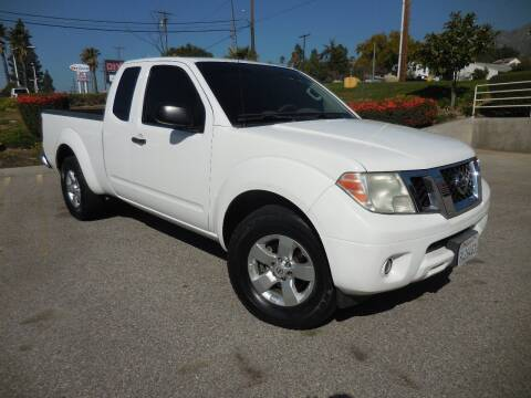 2012 Nissan Frontier for sale at ARAX AUTO SALES in Tujunga CA