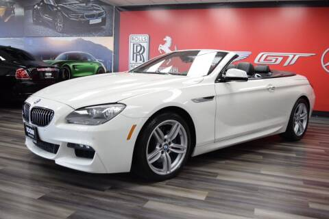 2013 BMW 6 Series for sale at Icon Exotics in Houston TX