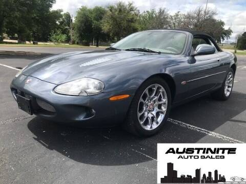2000 Jaguar XKR for sale at Austinite Auto Sales in Austin TX