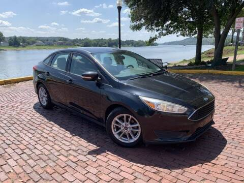 2015 Ford Focus for sale at PUTNAM AUTO SALES INC in Marietta OH
