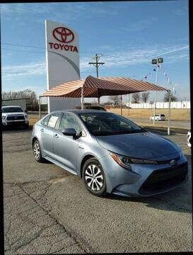 2021 Toyota Corolla Hybrid for sale at Quality Toyota - NEW in Independence MO