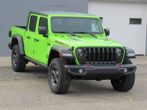 2021 Jeep Gladiator for sale at K&M Wayland Chrysler  Dodge Jeep Ram in Wayland MI