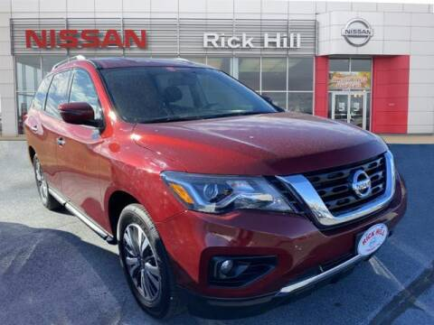 2018 Nissan Pathfinder for sale at Rick Hill Auto Credit in Dyersburg TN