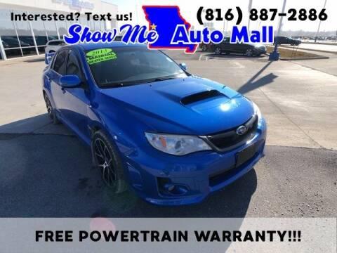 2013 Subaru Impreza for sale at Show Me Auto Mall in Harrisonville MO