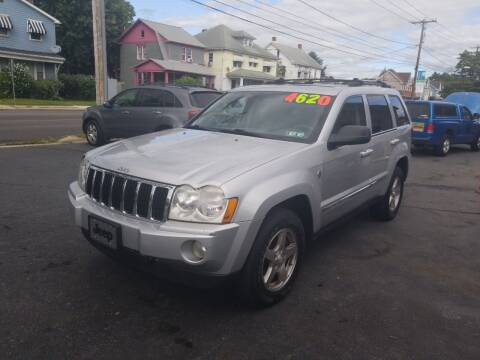 2006 Jeep Grand Cherokee for sale at Roy's Auto Sales in Harrisburg PA