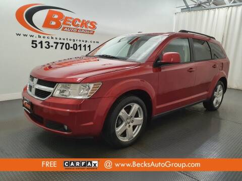 2010 Dodge Journey for sale at Becks Auto Group in Mason OH
