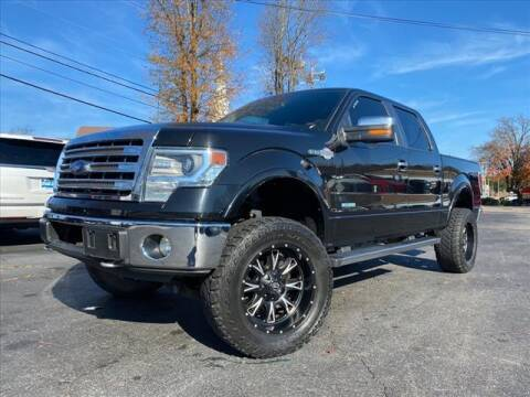 2013 Ford F-150 for sale at iDeal Auto in Raleigh NC