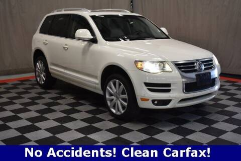 2010 Volkswagen Touareg for sale at Vorderman Imports in Fort Wayne IN