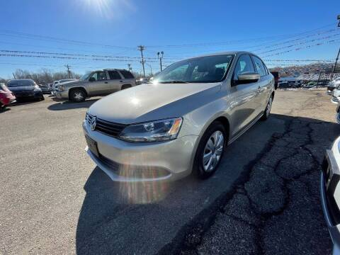 2014 Volkswagen Jetta for sale at Greg's Auto Sales in Poplar Bluff MO