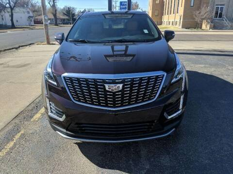 2020 Cadillac XT5 for sale at Lewis Chevrolet Buick Cadillac of Liberal in Liberal KS
