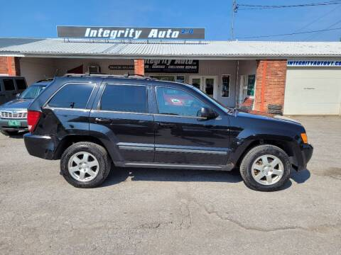 2009 Jeep Grand Cherokee for sale at Integrity Auto 2.0 in Saint Albans VT