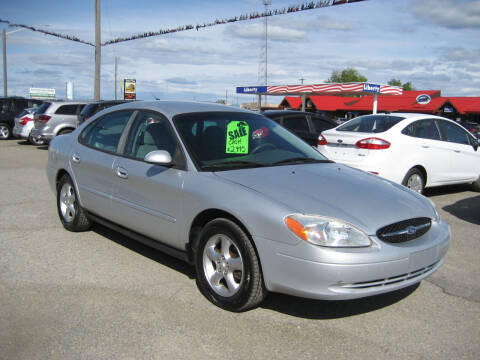 2000 Ford Taurus for sale at Stateline Auto Sales in Post Falls ID
