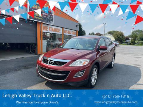 2012 Mazda CX-9 for sale at Lehigh Valley Truck n Auto LLC. in Schnecksville PA