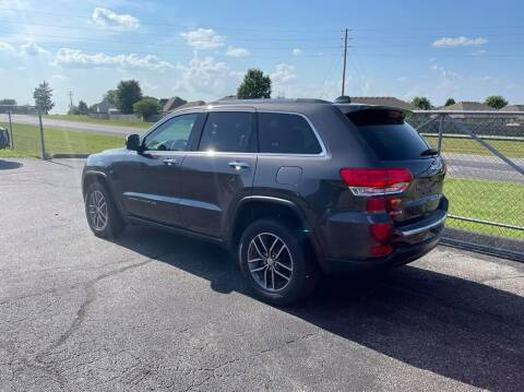 2017 Jeep Grand Cherokee for sale at Cars Across America in Republic MO