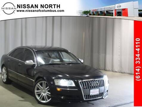 2007 Audi S8 for sale at Auto Center of Columbus in Columbus OH