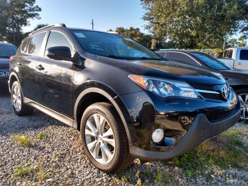 2015 Toyota RAV4 for sale at Empire Automotive Group Inc. in Orlando FL