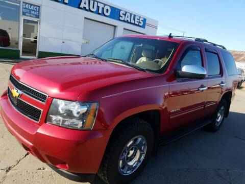 2013 Chevrolet Tahoe for sale at Select Auto Sales in Devils Lake ND