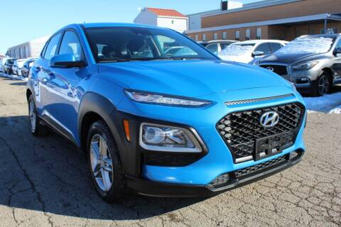 2019 Hyundai Kona for sale at SHAFER AUTO GROUP in Columbus OH