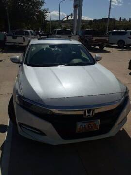 2019 Honda Accord Hybrid for sale at Stephen Wade Pre-Owned Supercenter in Saint George UT