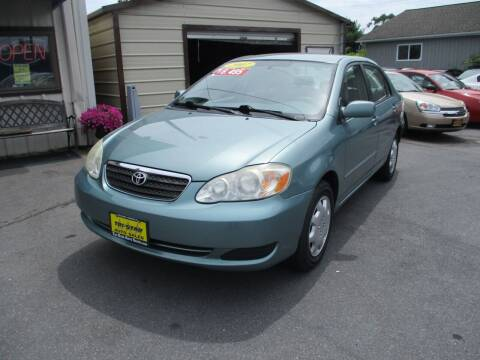 2007 Toyota Corolla for sale at TRI-STAR AUTO SALES in Kingston NY