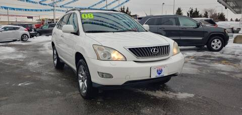 2008 Lexus RX 350 for sale at I-80 Auto Sales in Hazel Crest IL