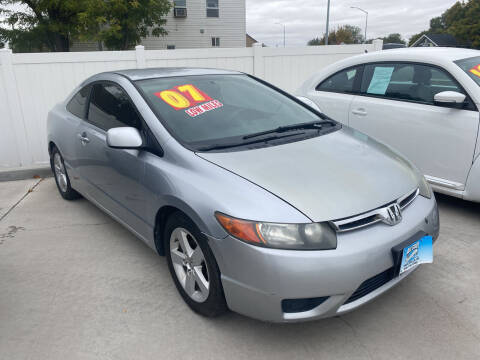 2007 Honda Civic for sale at Allstate Auto Sales in Twin Falls ID