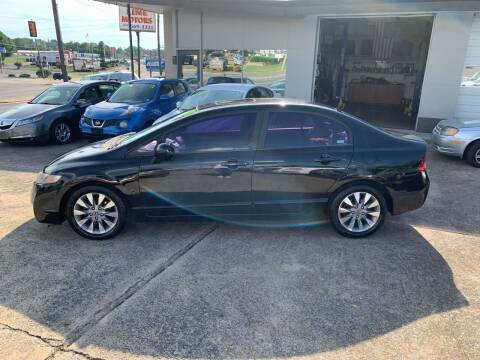 2009 Honda Civic for sale at State Line Motors in Bristol VA